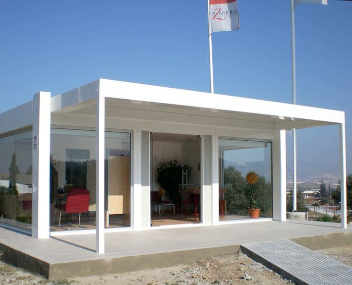 Alquimodul construcciones modulares especiales en venta y alquiler - Casa de modulos prefabricados ...