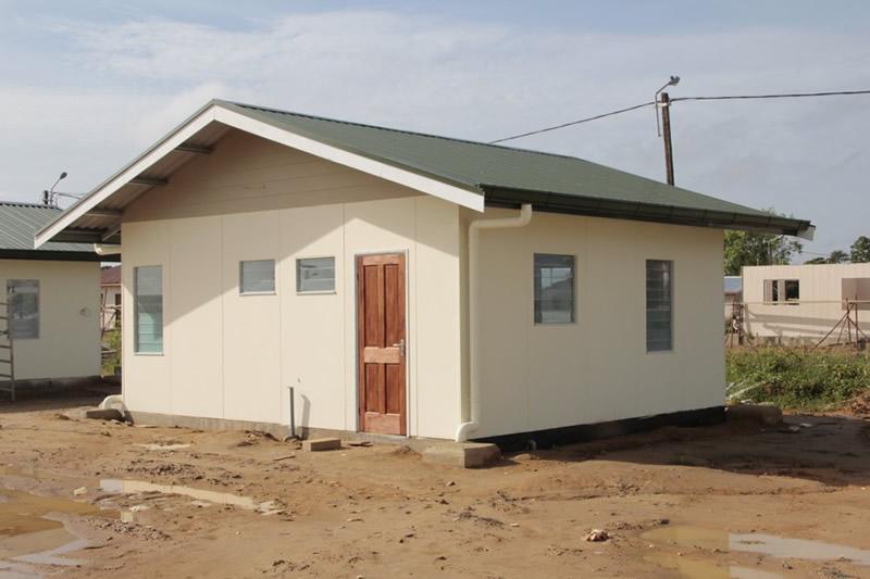 Alquimodul proyectos de viviendas prefabricadas industrializadas - Casas de panel sandwich de segunda mano ...