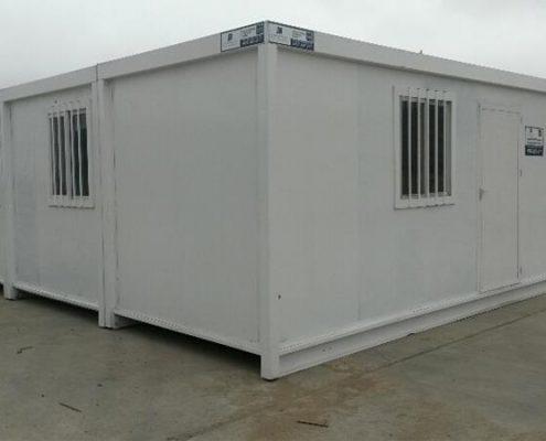 Comedores modulares prefabricados
