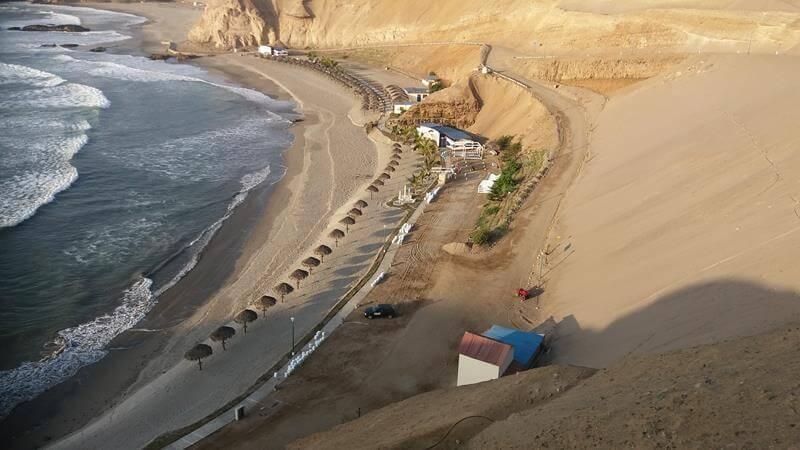 Bungalows modulares Peru