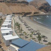 Modulos prefabricados playa