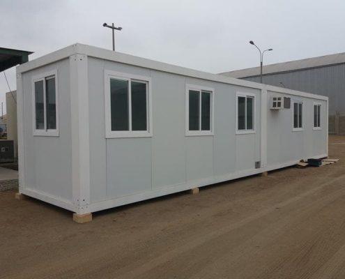 modulos prefabricados oficina