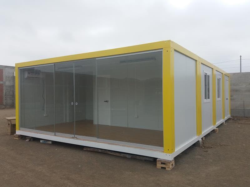 Oficinas modulares ALQUIMODUL