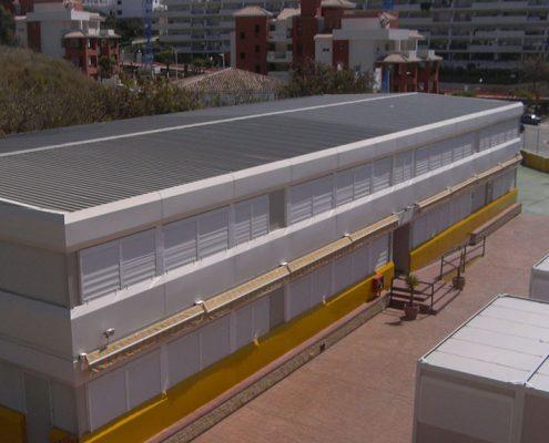 ALQUIMODUL - edificios modulares prefabricados