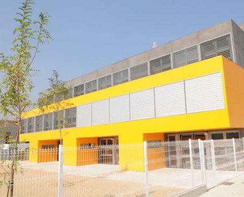 EUROPA PREFABRI- Edificio modular para uso colegial