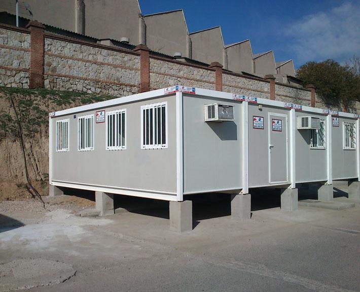 Venta y alquiler de m dulos prefabricados y construcci n - Modulos de vivienda prefabricados ...