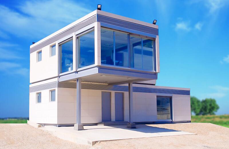 Arquitectura Modular y Construcción Especializada