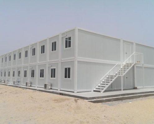 ALQUIMODUL - Campamentos prefabricados para mineria y construccion