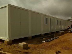 modulos prefabricados de obra