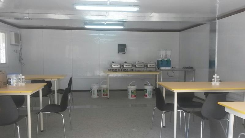 alquimodul oficinas modulares temporales hidroel ctrica