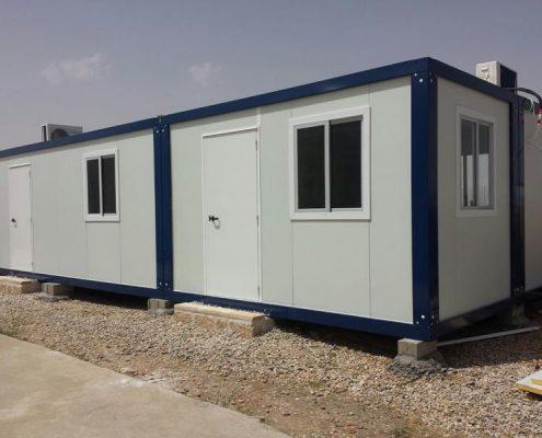 Oficinas modulares Peru
