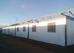 Campamentos modulares Arequipa