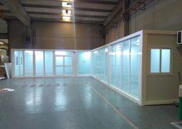 Oficinas modulares para empresas ALQUIMODUL