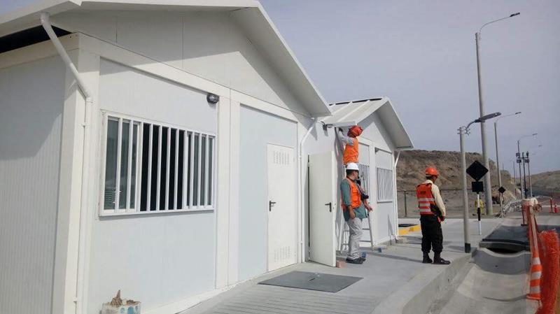 Construcciones modulares prefabricadas