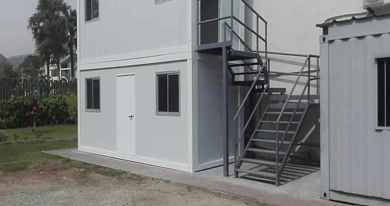 Modulos prefabricados Peru