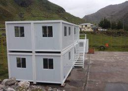 Campamentos mineros Peru