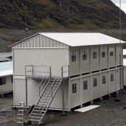 Modulos para campamentos mineros