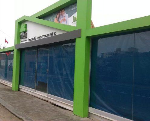 ALQUIMODUL - Salas de venta prefabricadas