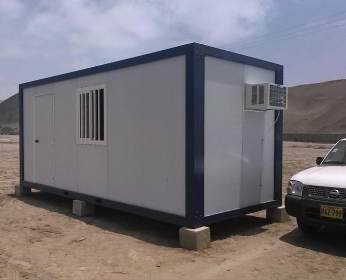 ALQUIMODUL - Campamentos modulares