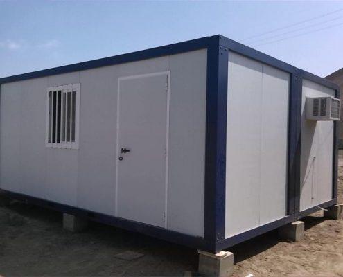 ALQUIMODUL - Carpas y albergues modulares