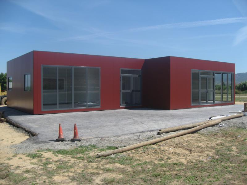 Alquimodul ventajas de la construcci n prefabricada y for Construccion modular prefabricada