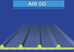Panel termotecho AIS 5G