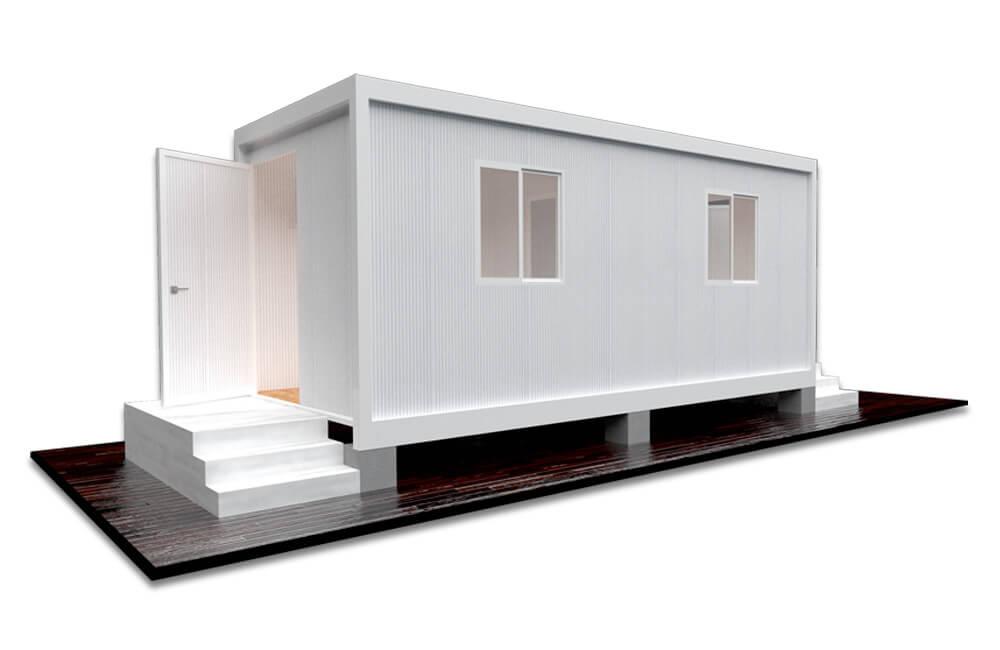 Laboratorio Móvil Prefabricado